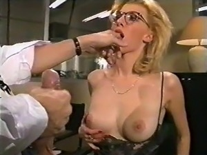 girls with glasses cumshots