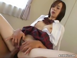 school girl in uinform pussy