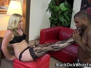 naked blondes with sexy feet