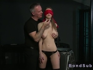 girl tie up video