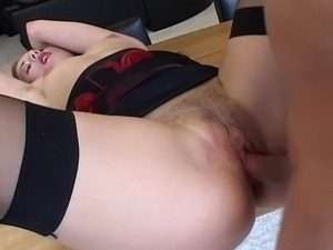 hot korean young girl swallows cum