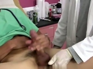 sexy wife doing prostate handjob