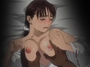 anime girls topless