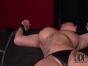 black mistress white slavegirl
