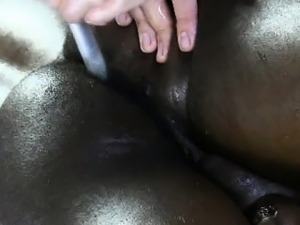 prostate massage to orgasm video