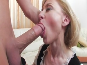 Hot maid sex