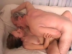 young girl fucked by old man