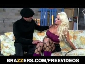 Passionate artist finds his blonde muse with big boobs free