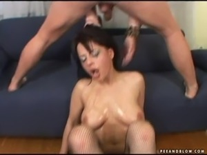 asian puke vomit sex