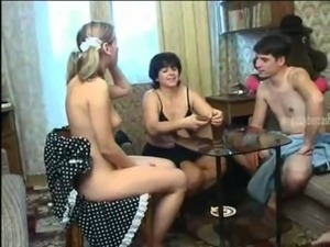 amateur video woman family