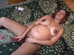 wife is pregnant with black lover
