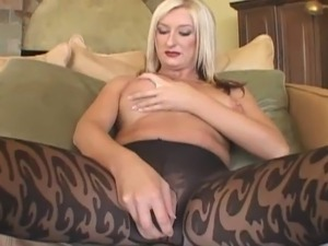 wife nylon legs sex