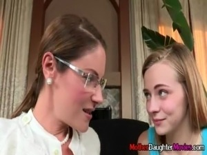 mother teaches daughter blowjob videos
