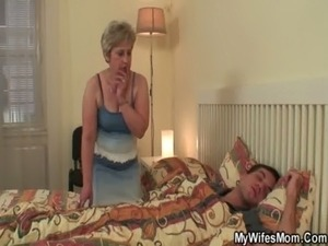 mother in law anal video