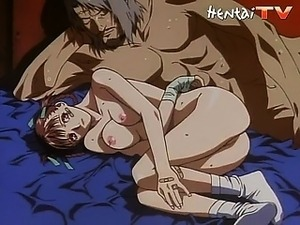 hentai girl having orgasm