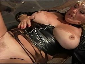 blonde wet pussy cum inside