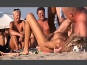 sexy girls at nudist beach