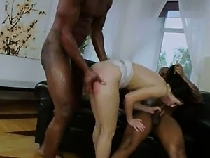 monster cocks in tiny ass video