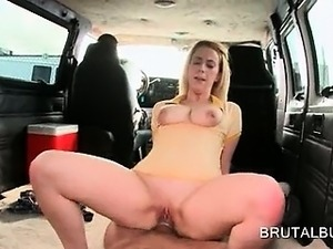 asian schoolgirl bus