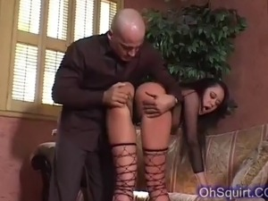 really hard dick in pussy