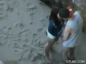 amateur sex on the beach teens young free