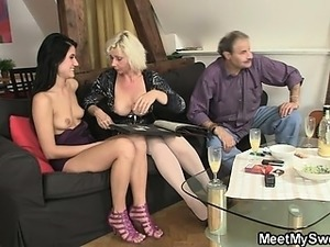 father son czech porn movie