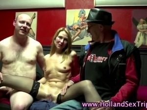 dutch amateur swingers video