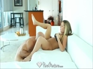 Pure Mature Elegant MILF dicked by room service cock free