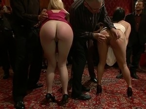slutload humiliation gang bang anal