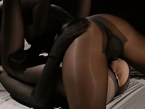 Young nylon sex