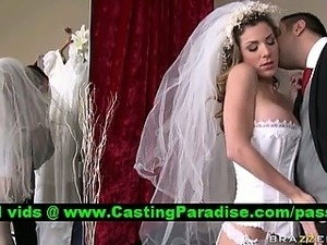 ebony brides sex
