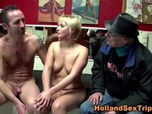 dutch interracial sex