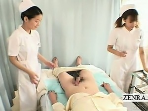 handjob video nurse