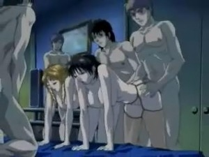 anime series naked girls