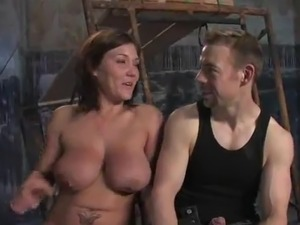 forced orgasm bondage videos