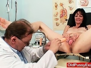Claudia milf clothes on