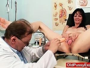 Need more gyn exam turned orgasm alina