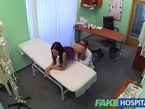 medical exam sex anal probe