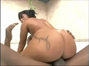 monicas phat ass bubble butt booty gets pounded in all the right holes