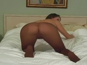 ebony pornstars and pantyhose