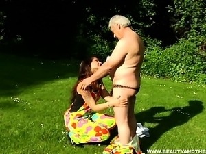 young girl old guy xxx
