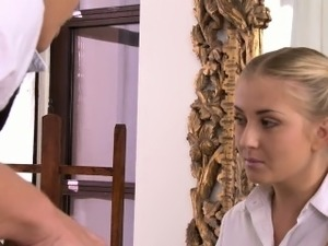 teen spy blonde