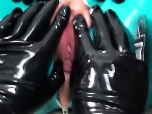 anal latex fetish galleries