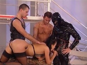 Latex sex movie