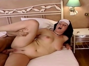 ebony nun porn galleries