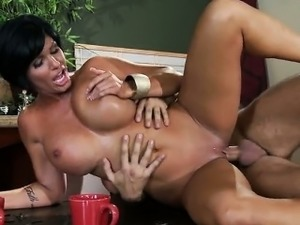 two cocks one girl porno