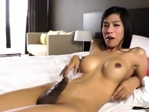asian ladyboy anal creampies