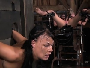 bdsm bi girl ffm swallow whole