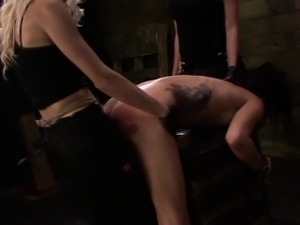 strapon blowjob movie