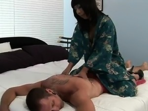erotic massage asian xxx free video